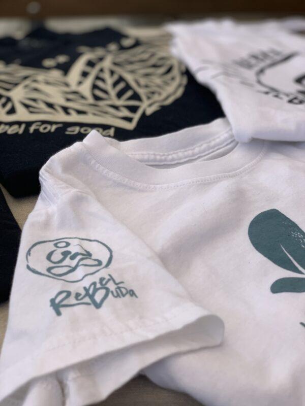 Detail Logo Organic Cotton T-shirt