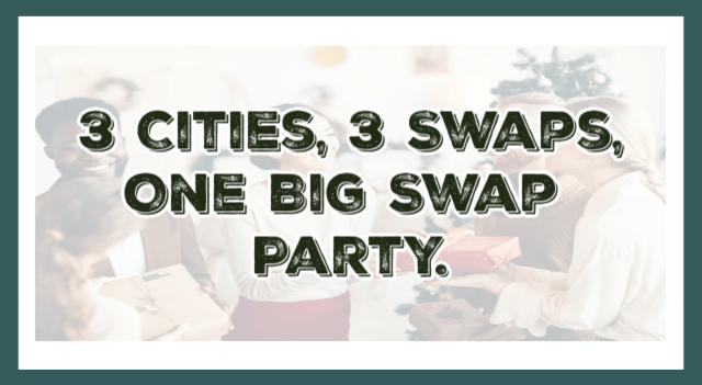 clothes swap party rebel buda