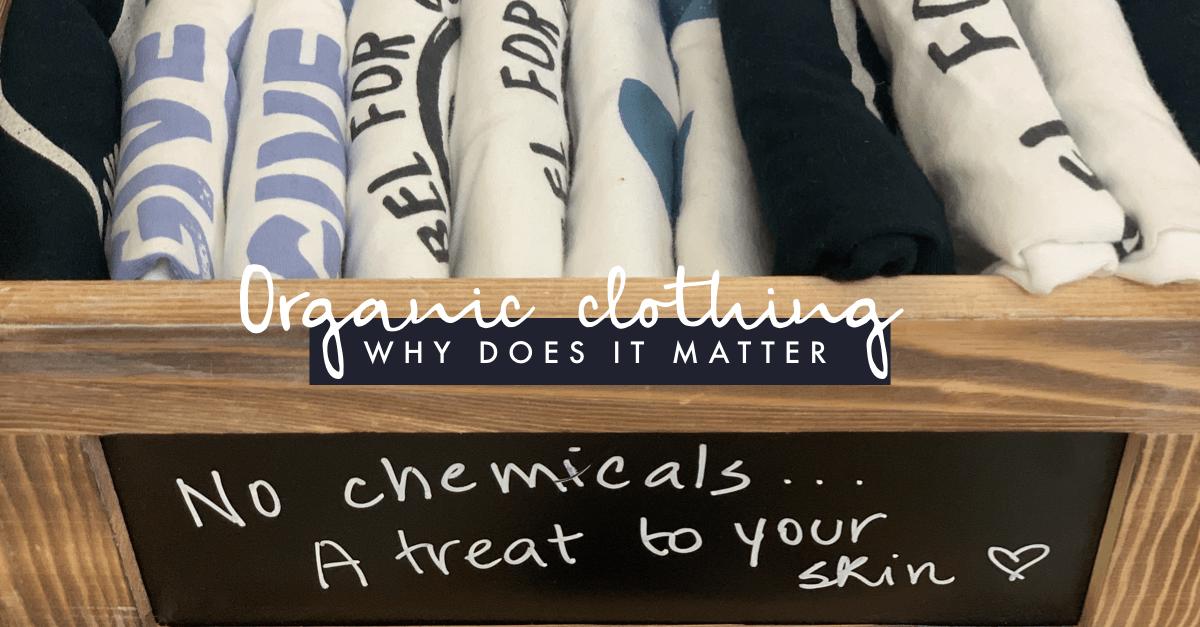 Organic clothing RB