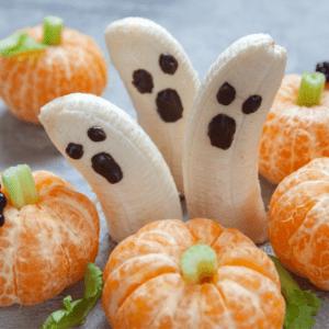 Halloweeen Healthy Treats - Earth-friendly Halloween