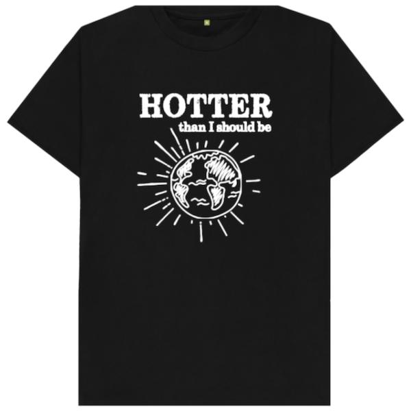 Hotter Organic Cotton T-shirt