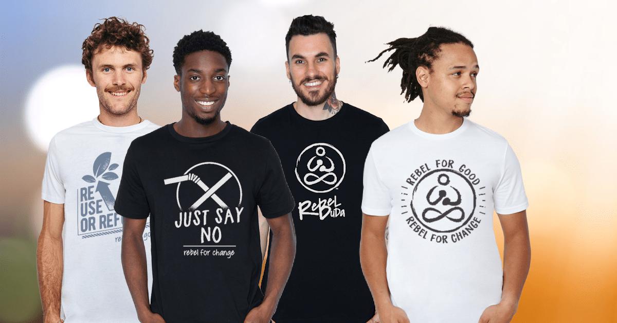 Men organic tshirts category pic